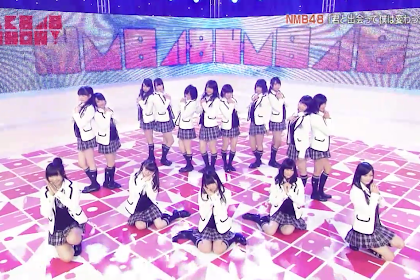 [LIVE] NMB48 - Kimi to Deatta Boku wa Kawatta @AKB48 SHOW! [140222]