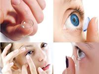 Tips Menggunakan dan Merawat Lensa Kontak dengan Benar