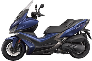 Kymco Xciting S 400 (2018) Side