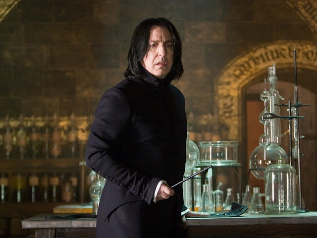 Снейп в Хари Потър и орденът на феникса
