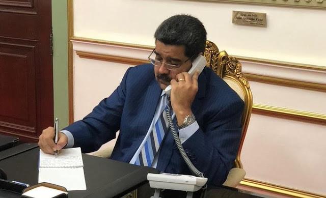 """Jefe de Estado expreso. """"...buscar nuevas páginas en la historia política del país"""""""
