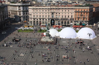 Piazza del Duomo in Milano