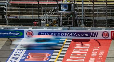 Michigan International Speedway - #NASCAR & #ARCA