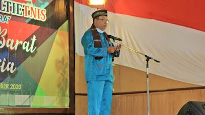 BPNB Sumbar Gelar Festival Kesenian Multietnis 2020 di Peringatan Sumpah Pemuda