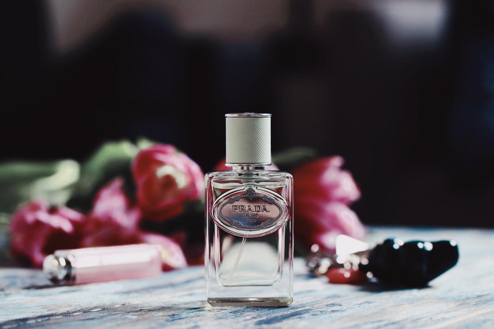 prada infusion d'iris parfum critique avis