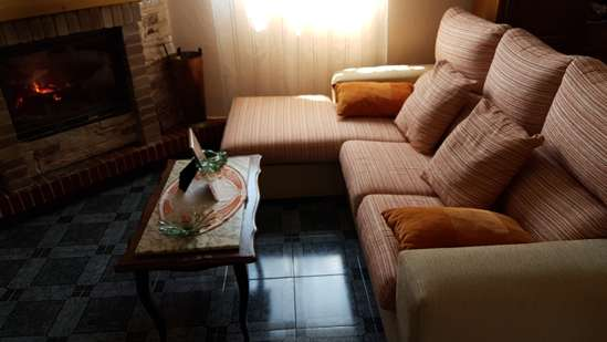Chalet en venta camino llombai Burriana salon