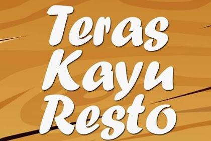 Lowongan Kerja Teras Kayu Resto Sudirman Pekanbaru Maret 2019