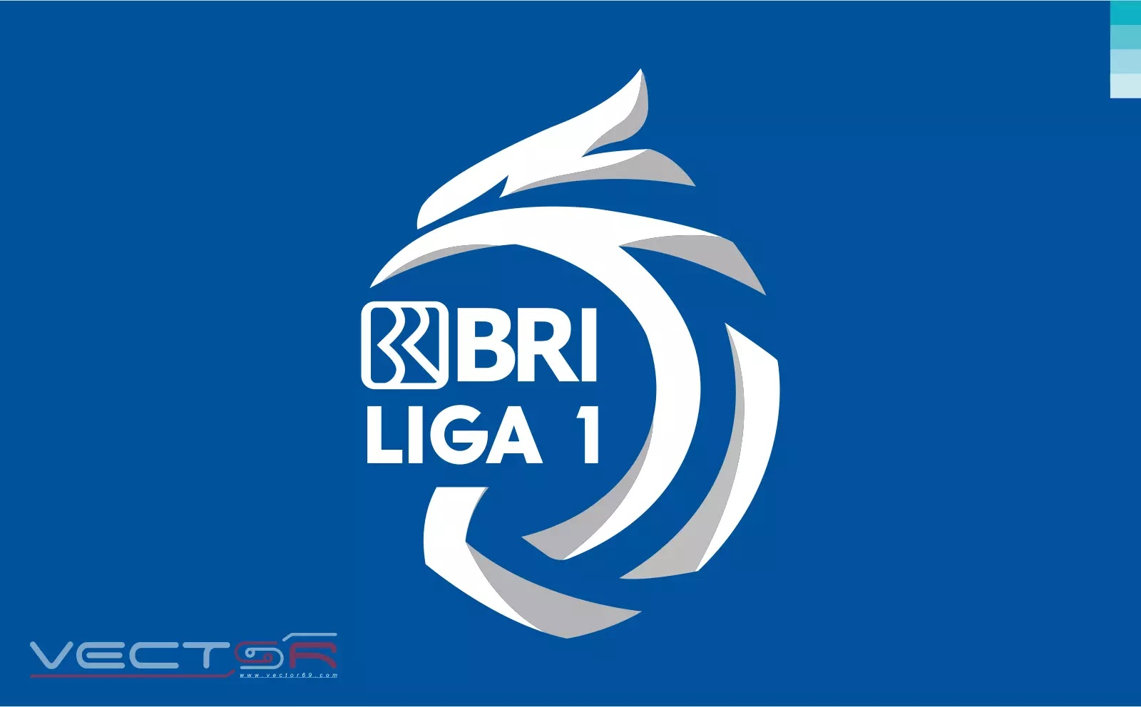 BRI Liga 1 Indonesia Logo - Download Vector File SVG (Scalable Vector Graphics)