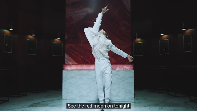 Kim Woo Seok - Red Moon