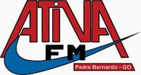 Rádio Ativa FM 87,9 de Padre Bernardo - Goiás