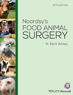 Noordsy's Food Animal Surgery 5th Edition