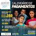 MINISTÉRIO DA CIDADANIA DIVULGA CALENDÁRIO DE PAGAMENTO DO AUXÍLIO EMERGENCIAL 2021