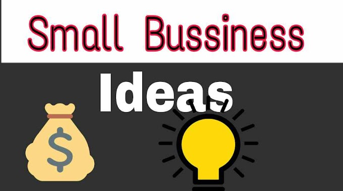 Small bussiness Ideas Without Investment