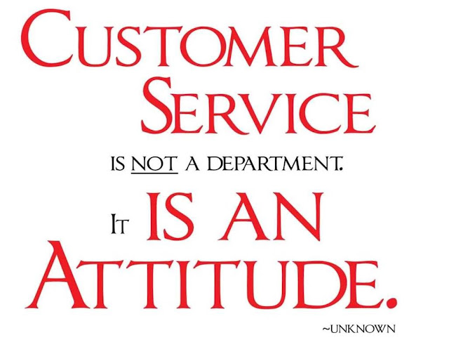 customer service quote