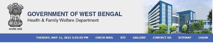 4,334 নার্স ও টেকনিশিয়ান নিয়োগ-West Bengal Nurse and Technician recruitment- WB Health Recruitment 2021