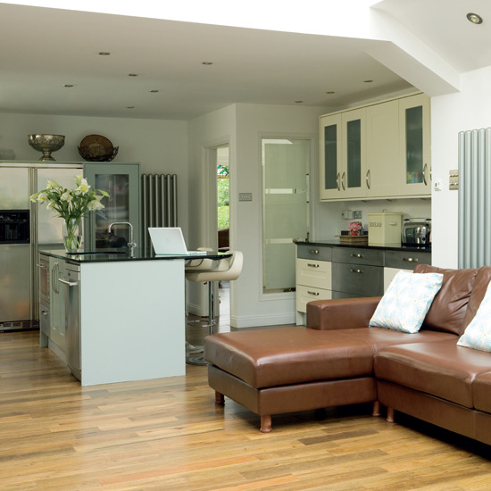New Home Interior Design: Kitchen Extensions