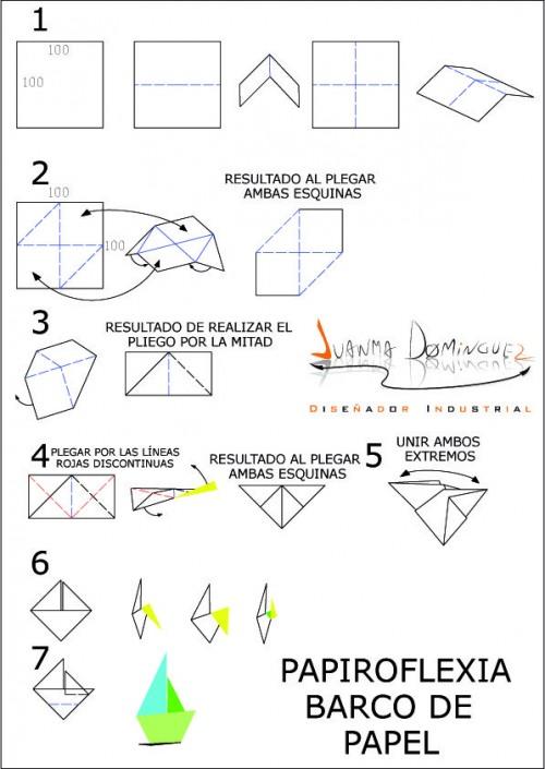Educacion fisica en el cole papirofelxia como hacer - Papel para dibujar ...