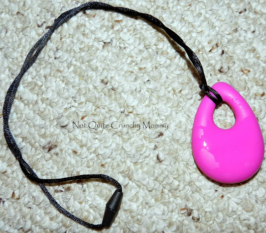 Silicone Teething Necklace Giveaway!