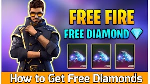 How to get UC for free and Diamond for free