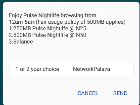 Old mtn night plan subscription code