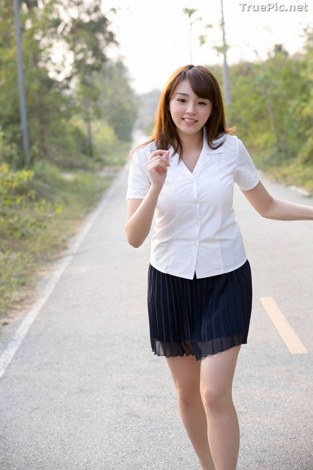 Image [YS Web] Vol.560 - Japanese Gravure Idol and Singer - Ai Shinozaki - TruePic.net - Picture-9