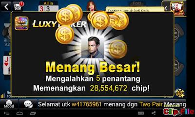 Cara ampuh biar bisa menang dalam bermain game luxy poker