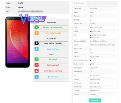 Cara Cek HP Android Asli Atau Palsu Menggunakan Nomor IMEI