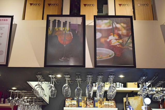 Italian wine tasting at Veeno Leeds