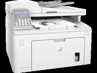 HP LaserJet Pro MFP M148fdw drivers download Windows 10, Mac, Linux