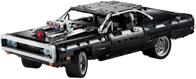 Lego Technic fast & Furious Race car