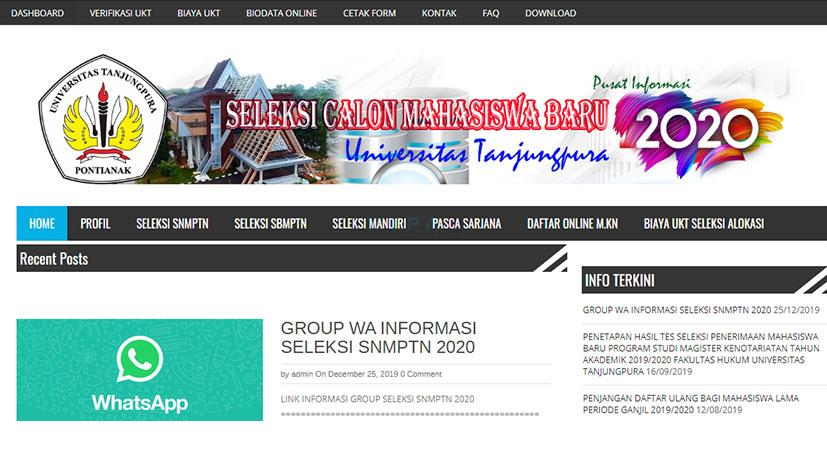 http://scmb.untan.ac.id