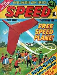 Read Speed comic online