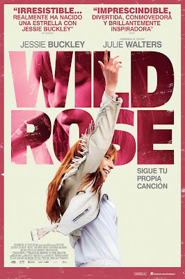Wild Rose [2018] [DVD R1] [Latino]