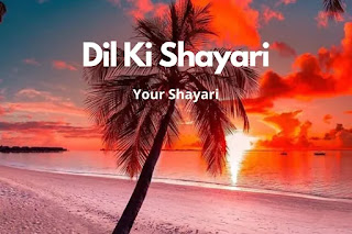 Dil Ki Shayari - Get Your Favorite Dil Shayari In Hindi