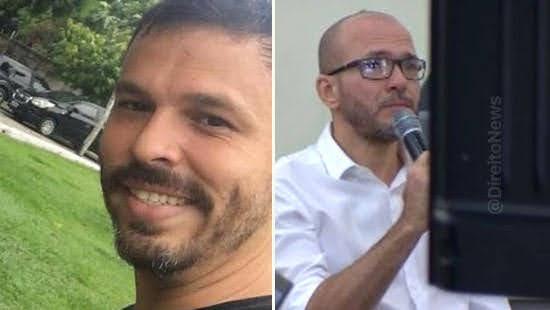 delegado condenado morte advogado cadeia regime