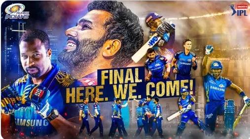 मुंबई इंडियंस ने पाँचवी बार जीता IPL का खिताब