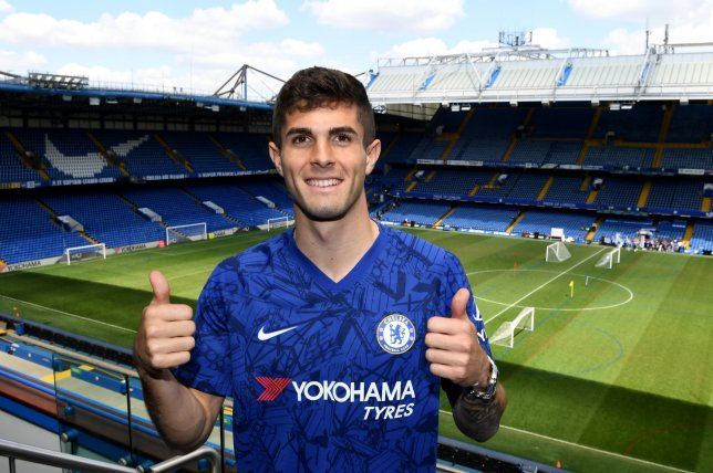Chelsea will hope Christian Pulisic can fill the void left by Eden Hazzard