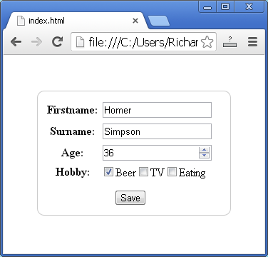 AngularJS UI Generator: custom widgets