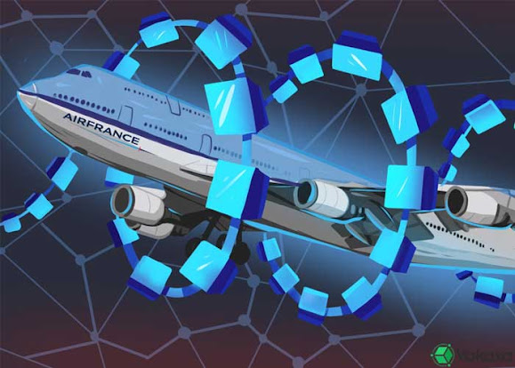 Blockchain In the Aviation Industry