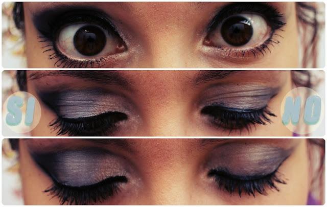 look con Prebase de ojos Beyu