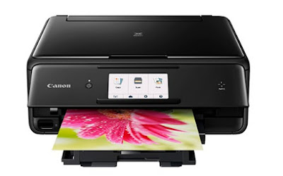 Canon PIXMA TS8020 Driver Download For Windows, Mac, Linux