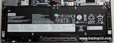 عمر البطارية Lenovo ThinkBook 13s Gen 2