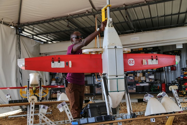 In Rwanda and Malawi, drones are being used for humanitarian relief efforts and to deliver life-saving blood and vaccines.