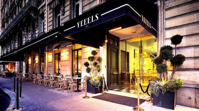 O badalado restaurante Yeeels em Paris
