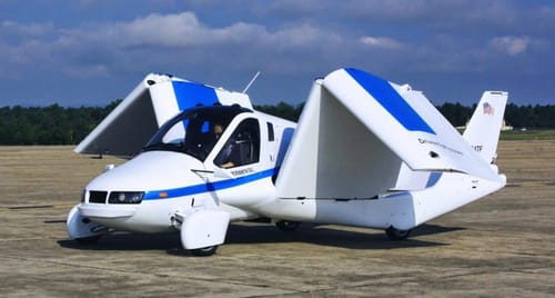 Terrafugia brings a flying car dream closer to reality