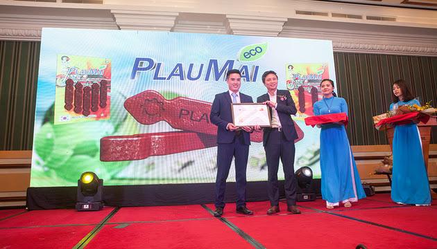 Ra mắt sản phẩm thanh gốm tiết kiệm nhiên liệu PlauMai Eco - Điểm Mua Tại Lào Cai