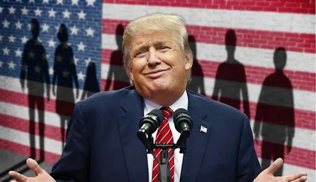 """Trump solicita deportar a todos """"inmigrantes irregulares"""" sin pleito judicial"""