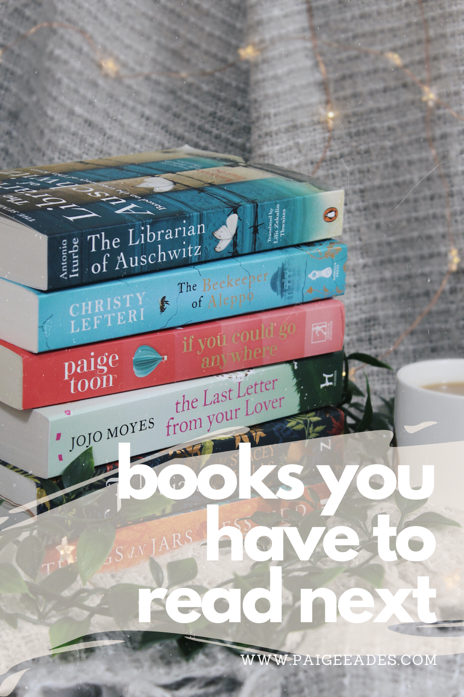 books to read next