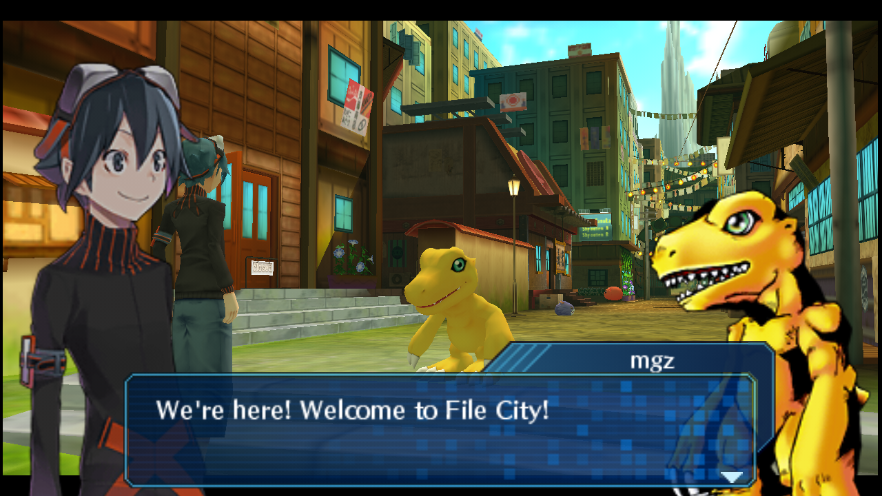 Download Digimon World Re Digitize (Full English Patched