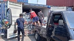 Jasa Import Borongan LCL Indonesia